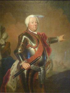 """Friedrich Wilhelm I. - der """"Soldatenkönig"""""""